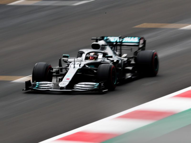 Top 5 Formula 1 Drivers Ever
