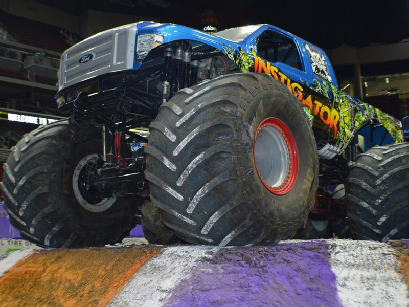 All You Need to Know About Monster Jam