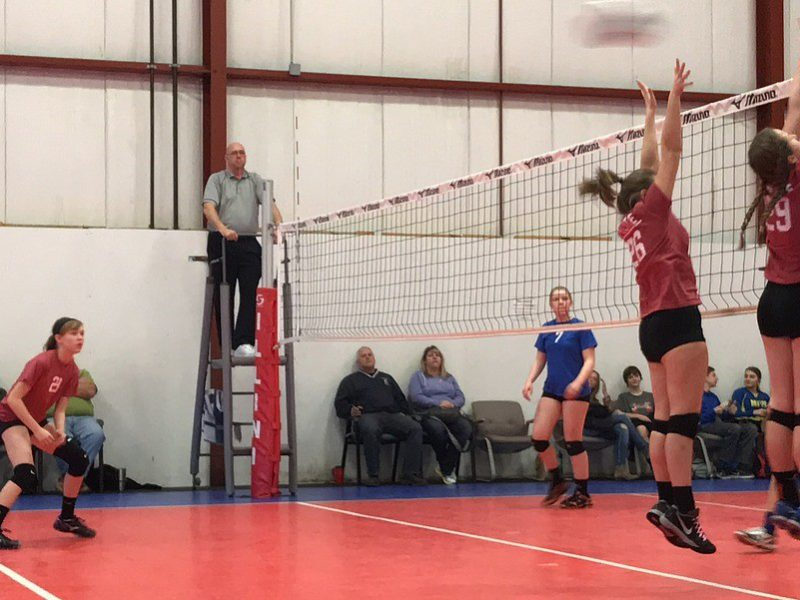 Women's Volleyball – Played by Women But Coached by Men
